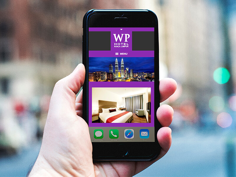 WP Hotel Portfolio Featured Image Timothy Graham Freelancer